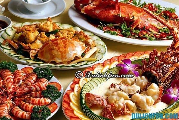 Địa chỉ ăn uống ngon rẻ ở thành phố Kuala Belait, Brunei: Du lịch Brunei ăn ở quán nào ngon, giá bình dân nổi tiếng