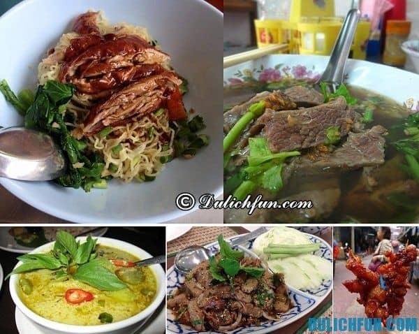 Du lịch Brunei nên ăn uống ở đâu? quán ăn, nhà hàng nổi tiếng ở Brunei