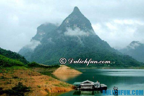 Du lịch Tuyên Quang có gì thú vị? Các địa điểm tham quan, du lịch hấp dẫn ở Tuyên Quang