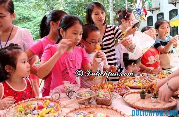 Điểm vui chơi trung thu truyền thống của người dân Hà Nội: Địa điểm vui tết trung thu nổi tiếng ở Hà Nội dành cho trẻ nhỏ