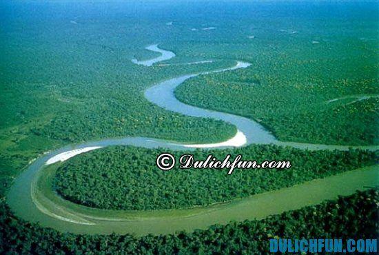 Tour du lịch Peru giá rẻ: Sông Amazon, địa điểm tham quan, du lịch nổi tiếng ở Peru