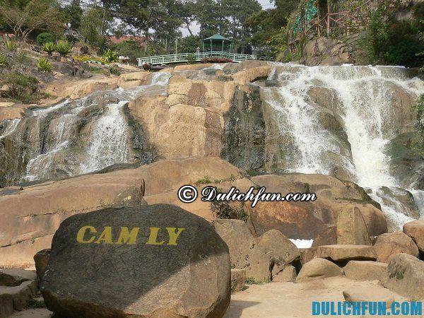 Những thác nước đẹp nổi tiếng ở Đà Lạt đừng bỏ qua. Du lịch ở Đà Lạt, các thác nước nên tới thăm ở Đà Lạt đẹp