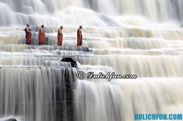 Những thác nước đẹp nổi tiếng ở Đà Lạt đừng bỏ qua: Đà Lạt có thác nước nào đẹp?