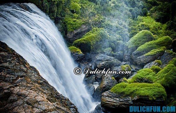 Những thác nước đẹp nổi tiếng ở Đà Lạt. Du lịch thác nước ở Đà Lạt