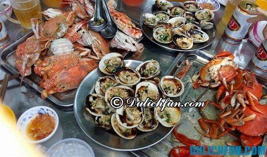 Ăn gì khi du lịch đảo Hải Tặc? Những món ăn ngon, hấp dẫn ở đảo Hải Tặc