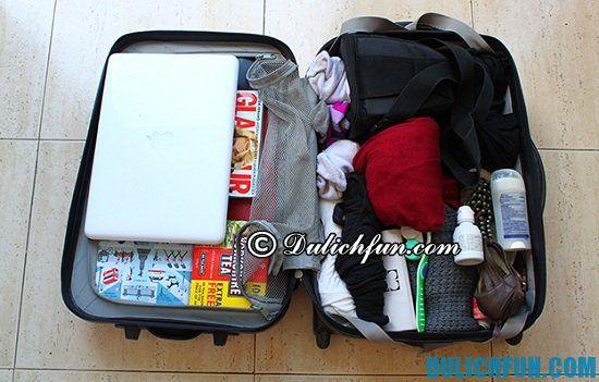 Du lịch Nam Phi cần chuẩn bị những gì? Những vật dụng cần chuẩn bị đi du lịch Nam Phi