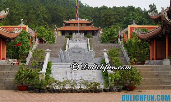 Khu du lịch danh thắng Côn Sơn, địa điểm tham quan, du lịch nổi tiếng ở Hải Dương không nên bỏ lỡ