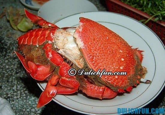 Ăn gì khi du lịch đảo Kỳ Co? Những món ăn ngon, đặc sản nổi tiếng ở đảo Kỳ Co