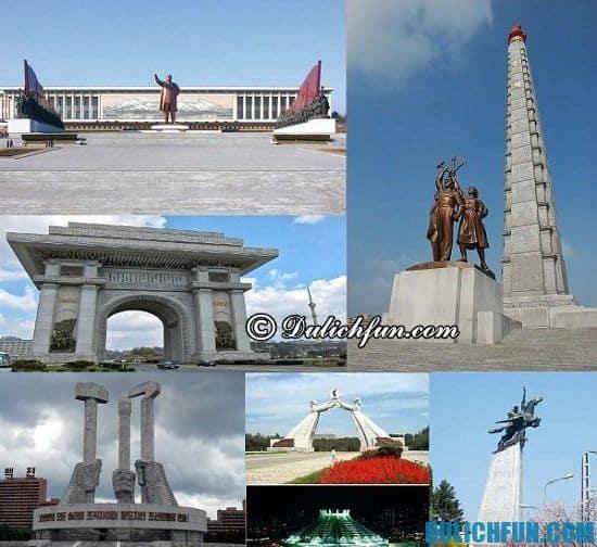 Đi đâu, chơi gì khi du lịch tới Triều Tiên? Khám phá các địa điểm tham quan, du lịch đẹp, nổi tiếng ở Triều Tiên