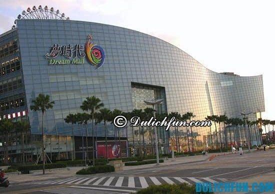 Đi đâu, mua gì khi du lịch Cao Hùng? Dream Mall, địa điểm mua sắm nổi tiếng nhất ở Cao Hùng