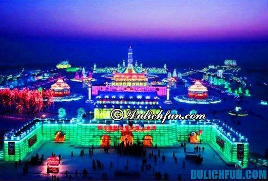 Hướng dẫn kinh nghiệm du lịch Cáp Nhĩ Tân vui vẻ. Chia sẻ kinh nghiệm du lịch Cáp Nhĩ Tân tự túc