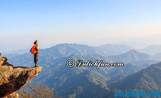 Kinh nghiệm và hướng dẫn chinh phục đỉnh Pha Luông an toàn, thuận lợi