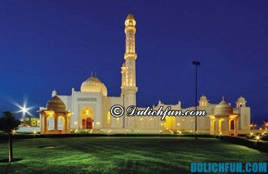 Du lịch Oman có gì thú vị? Muscat, địa điểm tham quan, du lịch nổi tiếng ở Oman