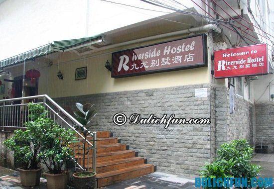 Du lịch Quế Lâm hết bao nhiêu tiền? Nên ở đâu khi du lịch Quế Lâm? Guilin Riverside Hostel, nhà nghỉ, khạch sạn đẹp, giá rẻ ở Quế Lâm - Kinh nghiệm du lịch Quế Lâm Trung Quốc