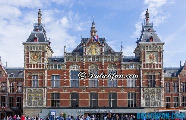 Nhà thờ St. Lauren ở Rotterdam, những địa điểm du lịch nổi tiếng ở Rotterdam: Du lịch Rotterdam nên đi chơi đâu?