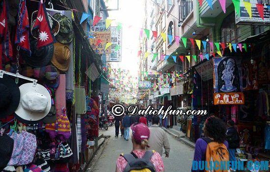 Du lịch Nepal nên mua gì làm quà? Chia sẻ kinh nghiệm mua sắm ở Nepal