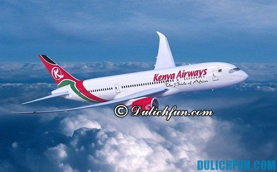 Du lịch Kenya như thế nào? Hướng dẫn chi tiết cách đi du lịch Kenya