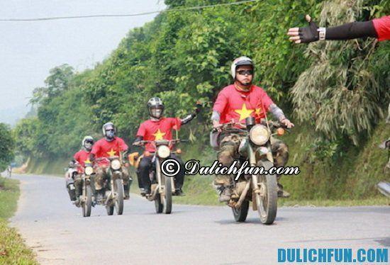 Hướng dẫn cách đi du lịch Thanh Thủy và phương tiện đi lại ở Thanh Thủy