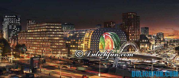Rotterdam city Hall, địa điểm du lịch nổi tiếng ở Rotterdam - Du lịch Rotterdam nên đi đâu chơi, tham quan? Địa điểm du lịch hấp dẫn ở Rotterdam