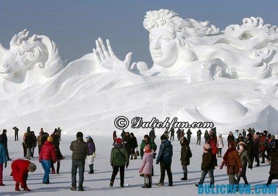 Du lịch Cáp Nhĩ Tân mùa nào đẹp nhất, hết bao nhiêu tiền? Thời điểm lý tưởng nên du lịch Cáp Nhĩ Tân