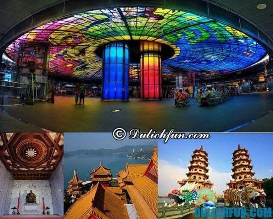Đi đâu, chơi gì khi du lịch Cao Hùng? Những địa điểm tham quan, du lịch nổi tiếng nhất ở Cao Hùng