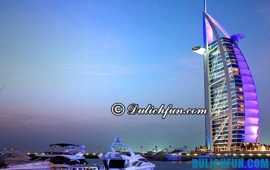 Nên đi đâu khi du lịch Trung Đông? Dubai, địa điểm tham quan, du lịch nổi tiếng ở Trung Đông