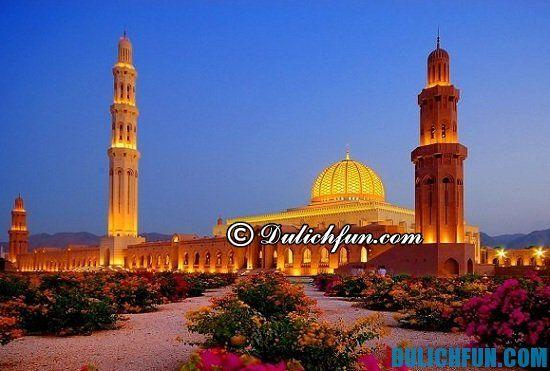 Tổng hợp kinh nghiệm du lịch Oman đầy đủ, chi tiết. Hướng dẫn đi du lịch Oman tự túc