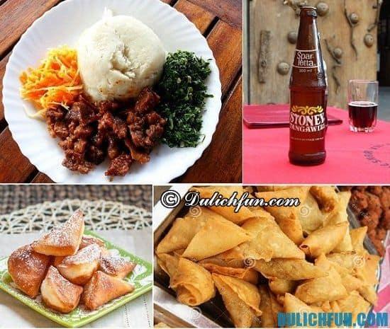 Kinh nghiệm ăn uống ở Kenya: Ăn gì khi du lịch Kenya? Khám phá những món ăn ngon, đặc sản hấp dẫn ở Kenya