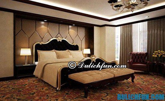 Kinh nghiệm du lịch Oman - Nên ở khách sạn nào khi du lịch Oman? Những nhà nghỉ, khách sạn đẹp, chất lượng, tiện nghi ở Oman