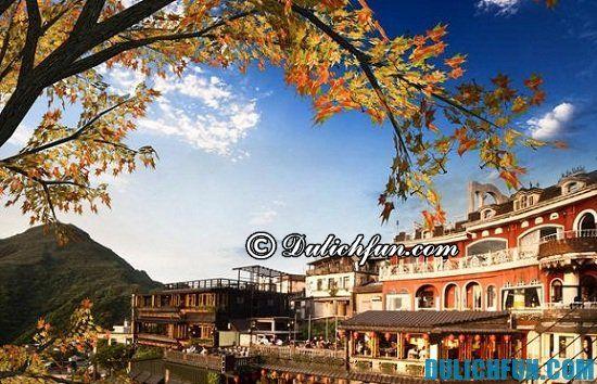 Kinh nghiệm du lịch Taipei Đài Bắc tự túc: Nên du lịch Đài Bắc mùa nào đẹp nhất? Thời điểm lý tưởng nên du lịch Đài Bắc (Taipei)