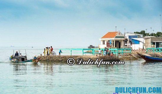 Nên du lịch đảo Thanh An vào thời gian nào? Thời điểm nên du lịch đảo Thanh An