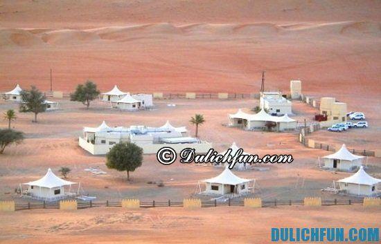 Nên du lịch Oman vào thời gian nào? Thời điểm nên du lịch Oman lý tưởng nhất