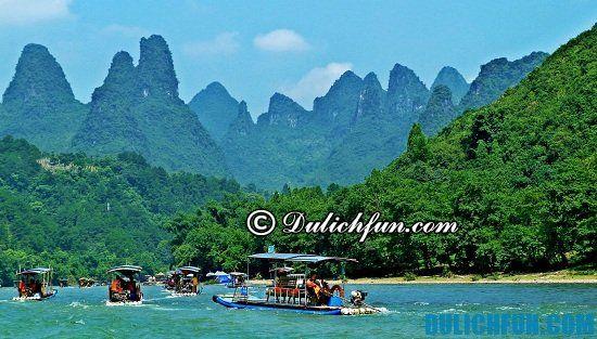 Du lịch Quế Lâm mùa nào đẹp nhất? Thời điểm lý tưởng nên du lịch Quế Lâm - Kinh nghiệm du lịch Quế Lâm Trung Quốc