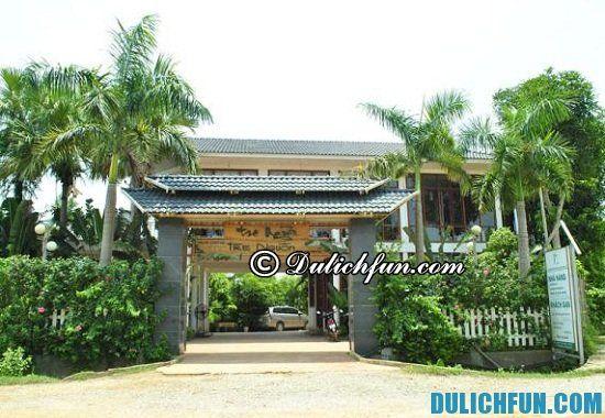 Nên ở đâu khi du lịch Thanh Thủy? Tre nguồn resort, nhà nghỉ, khách sạn đẹp, nổi tiếng nhất ở Thanh Thủy