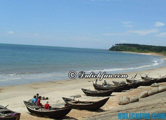 Đi đâu, chơi gì khi du lịch Nam Định? Bãi biển Thịnh Long, điểm tham quan, du lịch nổi tiếng ở Nam Định