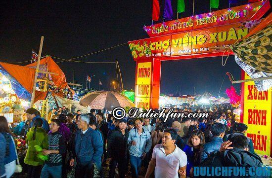 Những lễ hội lớn ở Nam Định. Khám phá các lễ hội đầu năm thú vị, nổi tiếng nhất ở miền Bắc