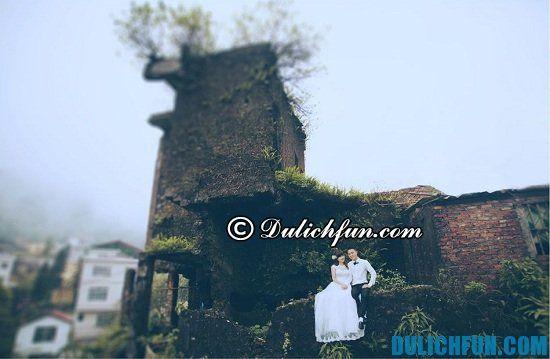 Khám phá các địa điểm chụp ảnh cưới đẹp, lãng mạn ở Vĩnh Phúc