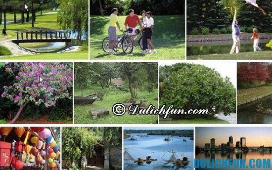 Du lịch Ecopark có gì thú vị? Địa điểm tham quan, vui chơi giải trí ở Ecopark