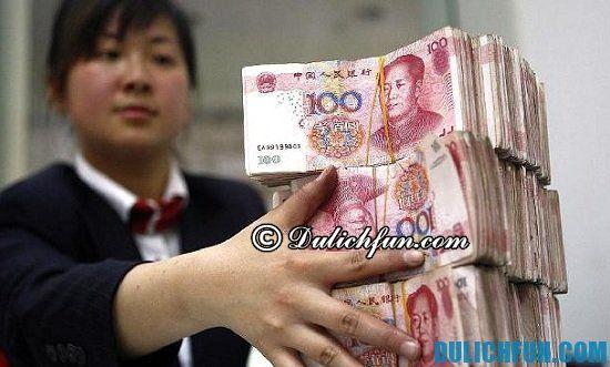 Nên đổi tiền Trung Quốc ở đâu? Hướng dẫn và chia sẻ cách đổi tiền Trung Quốc thuận lợi nhất