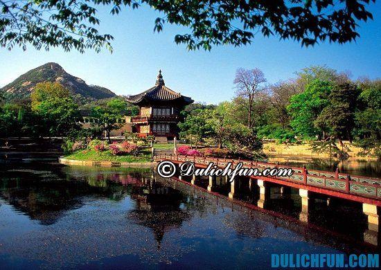 Kinh nghiệm du lịch Hàn Quốc và chi phí du lịch Hàn Quốc: Du lịch Hàn Quốc 5 ngày hết bao nhiêu tiền?