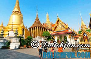 Du lịch Thái Lan vào thời gian nào, mùa nào lý tưởng nhất?