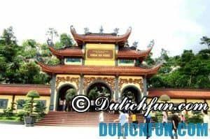 Hướng dẫn du lịch chùa Ba Vàng từ Hà Nội và lưu ý quan trọng