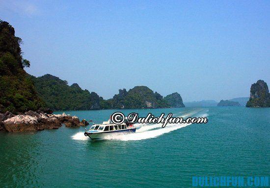 Du lịch đảo Thanh Lân như thế nào? Hướng dẫn du lịch đảo Thanh Lân và phương tiện du lịch đảo Thanh Lân