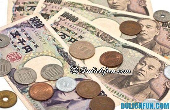 Đổi tiền Nhật ở đâu? Hướng dẫn và kinh nghiệm đổi tiền Nhật đơn giản, thuận lợi