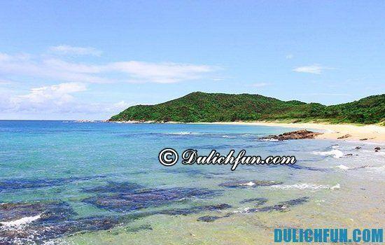 Chia sẻ kinh nghiệm du lịch đảo Thanh Lân đầy đủ, chi tiết. Hướng dẫn du lịch đảo Thanh Lân tự túc