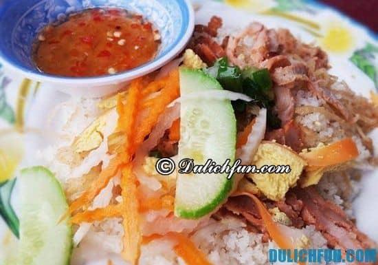 Hướng dẫn lịch trình tham quan, ăn uống khi đi du lịch Long Xuyên: Những món ăn ngon, đặc sản hấp dẫn ở Long Xuyên. Khám phá ẩm thực ở Long Xuyên