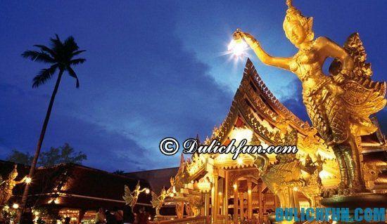 Nên du lịch Thái Lan vào mùa nào? Thời điểm lý tưởng để đi du lịch Thái Lan