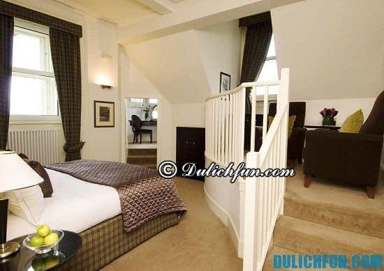 Ở đâu khi du lịch Scotland? The Scotsman Hotel, nhà nghỉ, khách sạn đẹp, chất lượng ở Scotland
