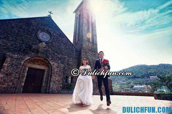 Nên chụp ảnh cưới ở đâu tại Vĩnh Phúc? Tam Đảo, địa điểm chụp ảnh cưới đẹp, độc đáo ở Vĩnh Phúc