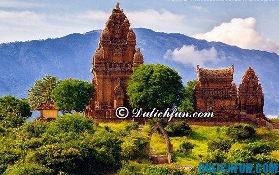 Đi đâu, chơi gì khi du lịch Phan Rang Tháp Chàm. Tháp PôKlông Garai, địa điểm tham quan nổi tiếng ở Phan Rang Tháp Chàm, lịch trình du lịch Phan Rang - Tháp Chàm 3 ngày 2 đêm